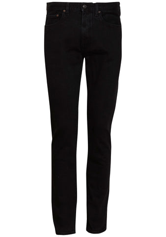 Jeanerica TM005 Black 2 Weeks Tapered Jeans