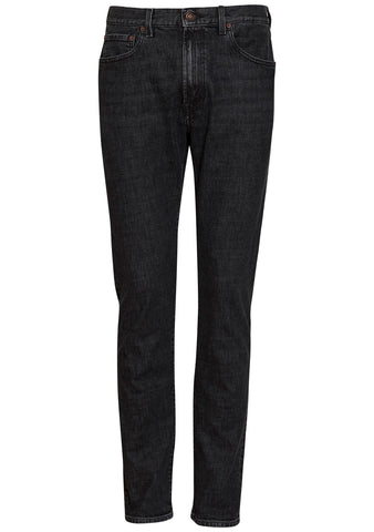 Jeanerica TM005 Black Stone Tapered Jeans