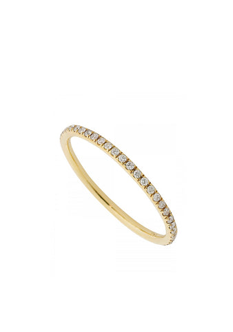 Ileana Makri Thread Band Ring