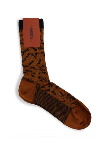 Missoni Tiger Socks