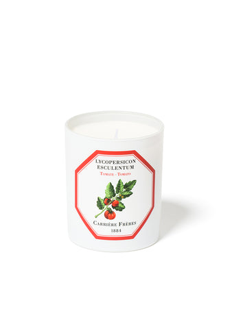 Carriers Freres Tomato Candle