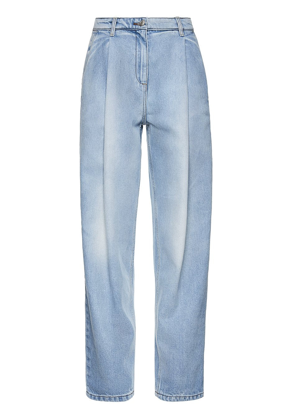 Totenes Light Blue Denim Pants