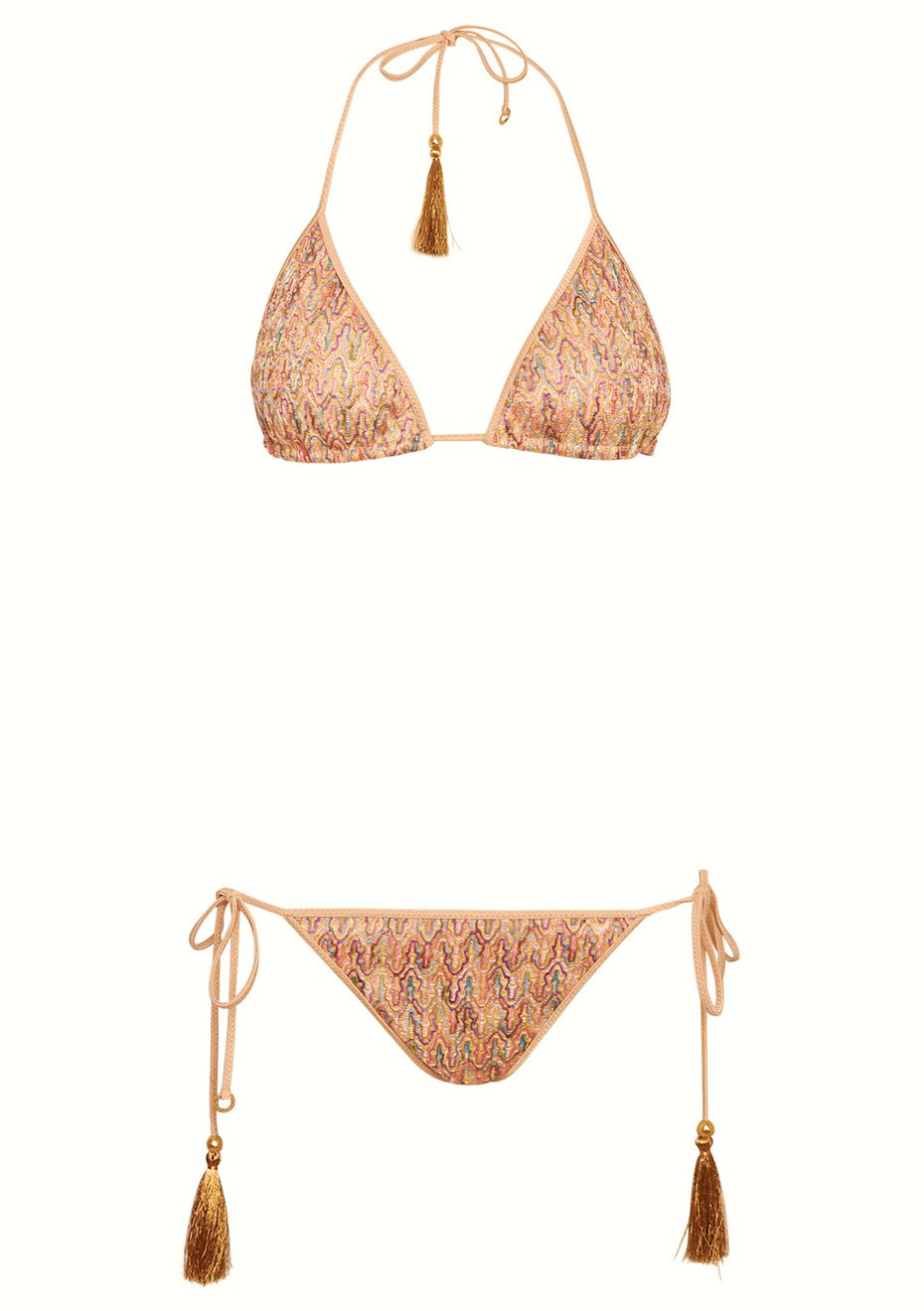 Multi Triangle Bikini