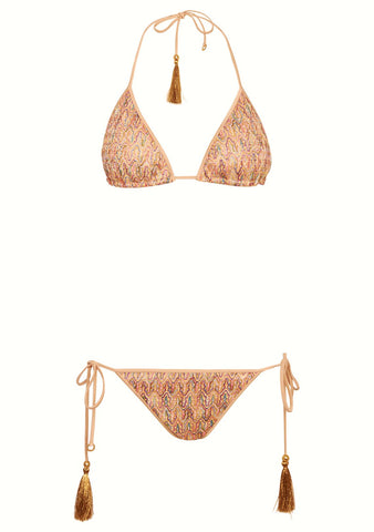 Hanne Bloch Multi Triangle Bikini shop online at lot29.dk