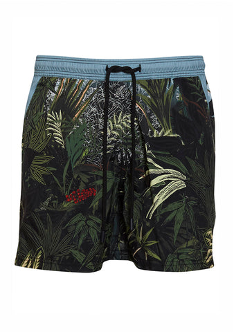 Etro Men Tropical Swim Shorts