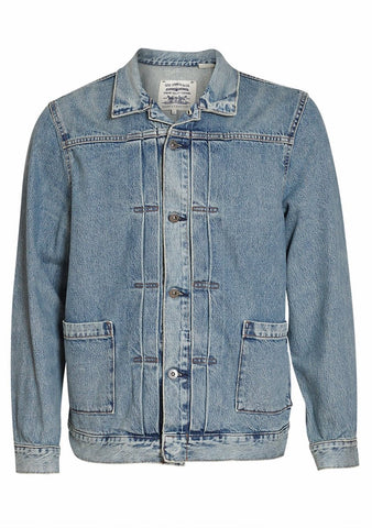 Levi's Type II Worn Trucker Jacket