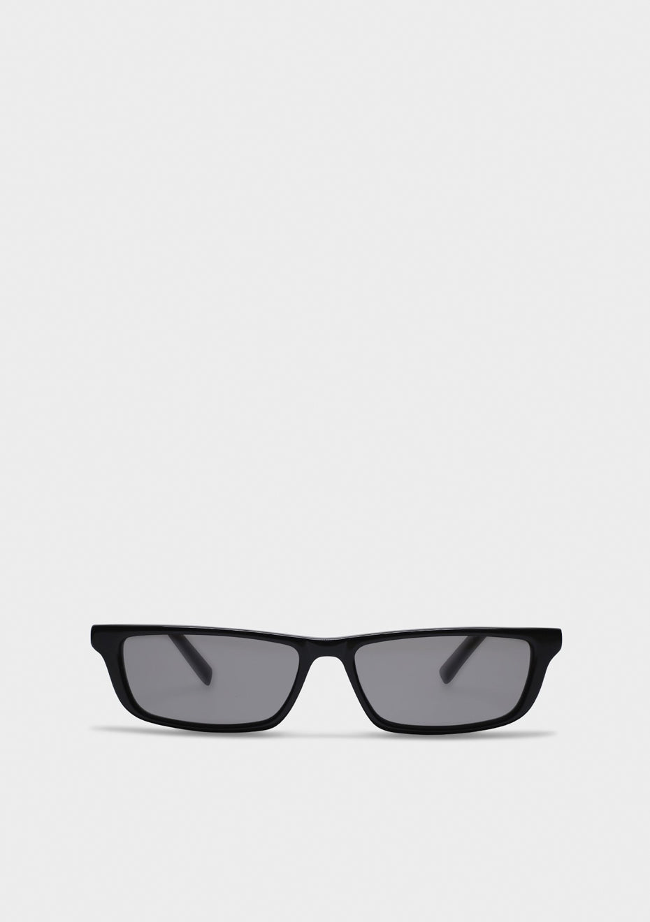 Tvede Black Sunglasses