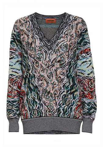 Missoni V-Neck Sweater