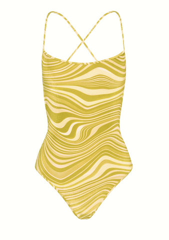 Hanne Bloch Waves Swimsuit shop online at lot29.dk