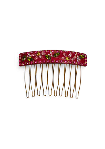 MC Davidian Violet Hair Comb