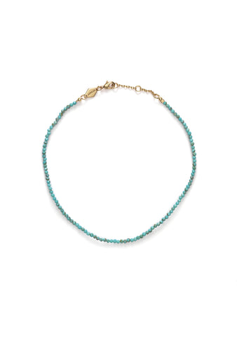 Anni Lu Wave Biscay Bay Anklet