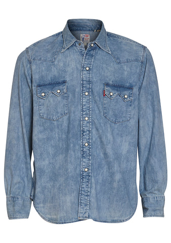 Levi's Vintage Clothing Sawtooth Western Shirt