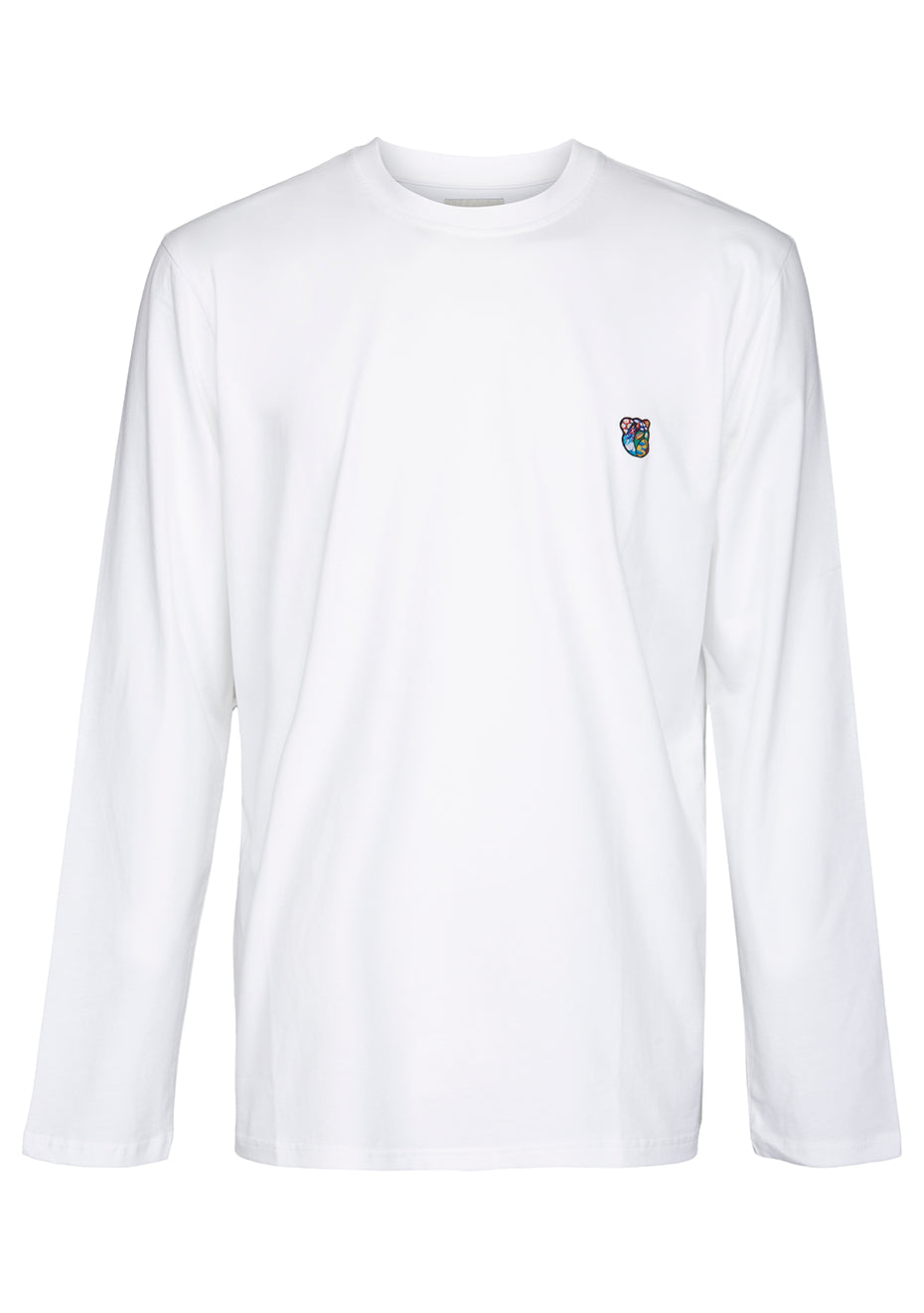 White David Long Sleeve