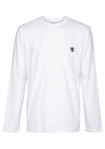 Tonsure White David Long Sleeve