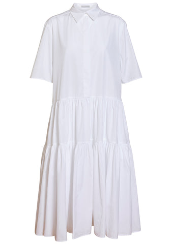 Cecilie Bahnsen Primrose Cotton Shirt Dress