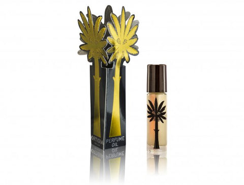 Ambra Nera Perfume Roll-on