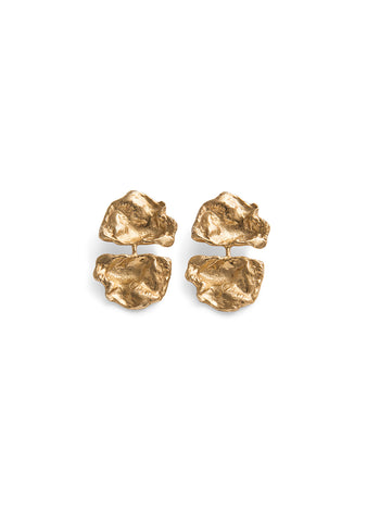 Lea Hoyer Ave Gold Earrings shop online at lot29.dk