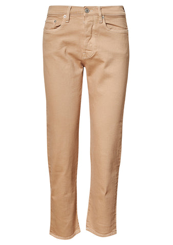 Jeanerica CW002 Beige Jeans shop at lot29.dk