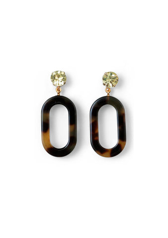 Rachel Comey Celeste Tortoise Earrings shop online at lot29.dk