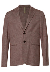 Harris Wharf London Brick Blazer Double Prince Of Wales shop online