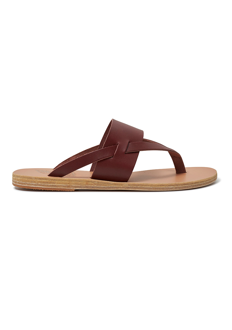 Chestnut Zenobia Sandals