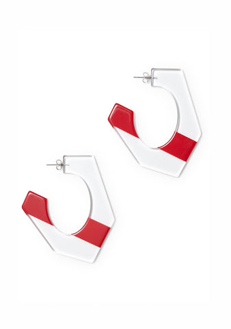 Rachel Comey Balady Acrylic Earrings