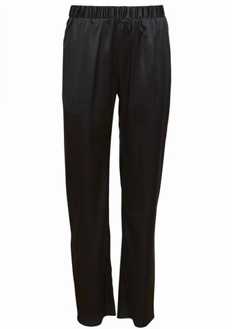 Deitas Black Clotilde Pants SS18
