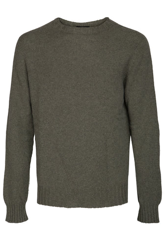 Bad Habits Moss Cashmere Sweater shop online at lot29.dk
