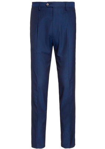 Etro Men Blue Pants SS18 LOT#29