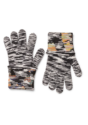 Missoni Knit Gloves