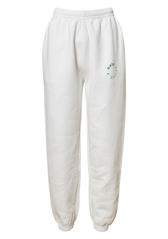 7 DAYS Blanc de Blanc Monday Pants
