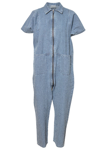 Rachel Comey Barrie Indigo Jumpsuit shop online at lot29.dk