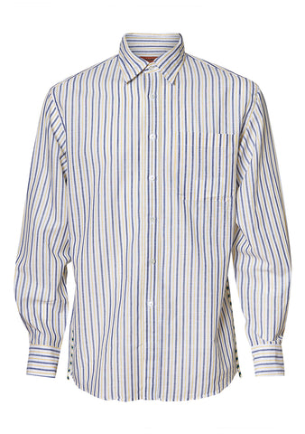Missoni Striped Linen Shirt shop online at lot29.dk