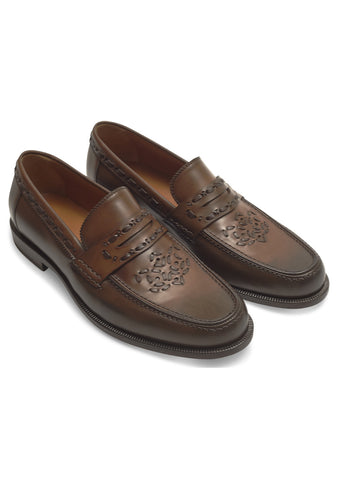 Brown Moccasin