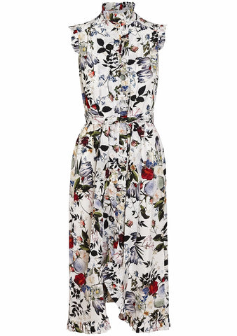 Erdem Selba Edith Floral Dress