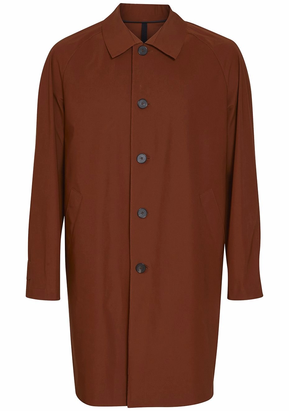 Copper Technical Overcoat