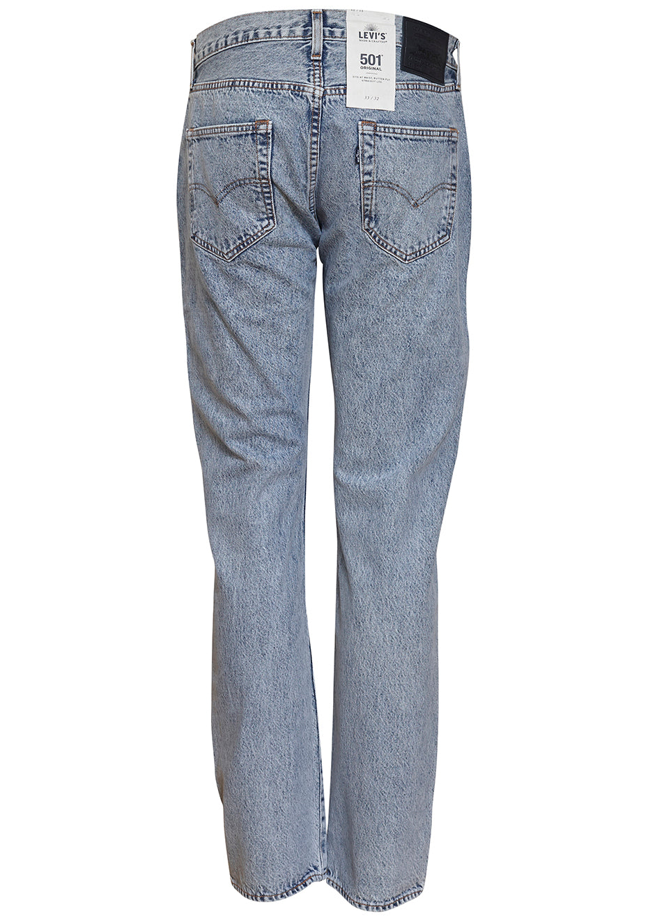 a08d9b66 Levi's 501 Original Fit Mid Flat Jeans | Shop Levi's Made & Crafted ...