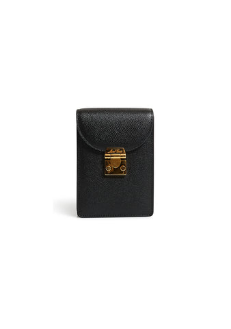 Mark Cross Black Josephine Bag