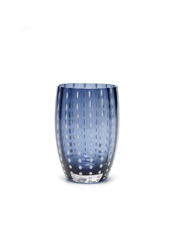 Blue Grey Perle Tumbler