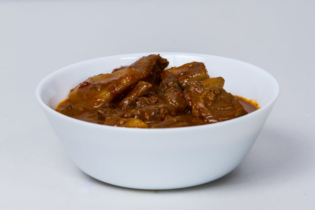 Beef Rendang with Potatoes