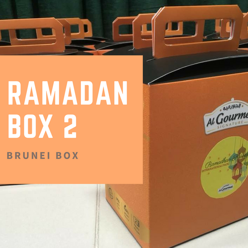 RAMADAN BOX - BRUNEI MENU