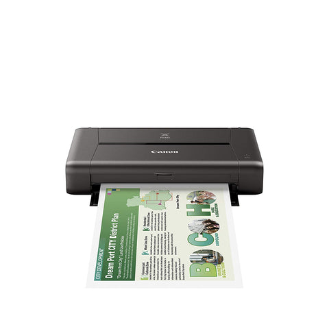 Canon PIXIMA iP110 Wireless Mobile Inkjet Printer