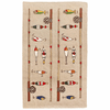 Fishing Lures Hand Hooked Rug – 3' x 5'