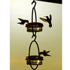 Hummingbird Feeder / Meal Worm Feeder Combination Bird Feeder - inthegardenandmore.com