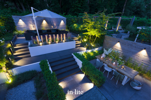 in-lite ACE Concept Image by in-lite Outdoor Lighting.