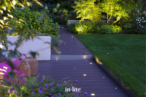 in-lite FUSION Concept Image by in-lite Outdoor Lighting.