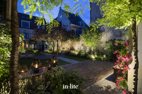 in-lite SCOPE Concept Image by in-lite Outdoor Lighting.