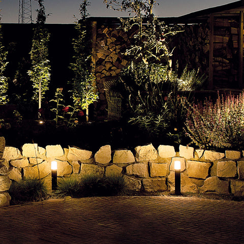 low Voltage Garden Lights - Example