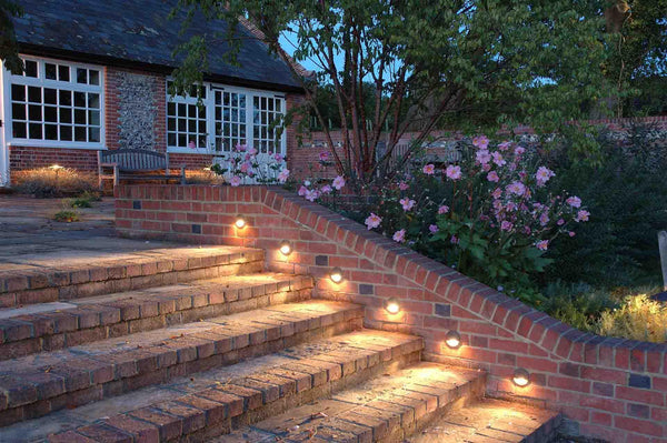 Outdoor Lighting - Steps