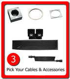 low voltage garden lighting - choose your cables